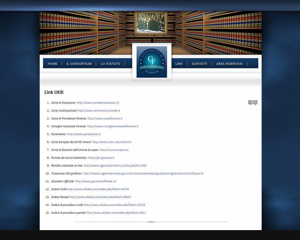 Associazione nazionale libera for Siti web di costruzione domestica